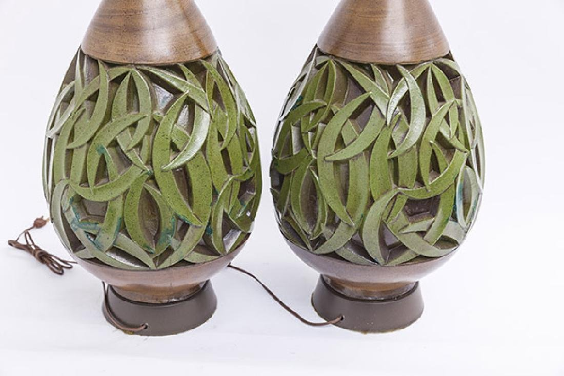 Mid Century Lamps - 4