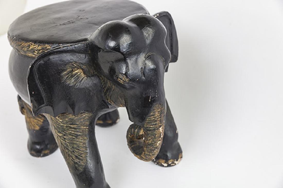 Elephant Stool - 4