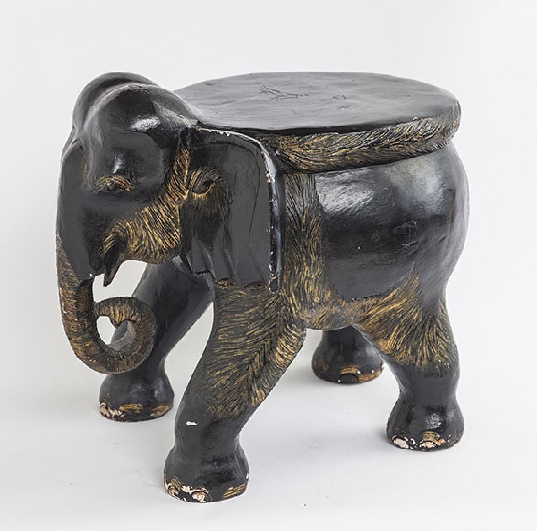 Elephant Stool - 5