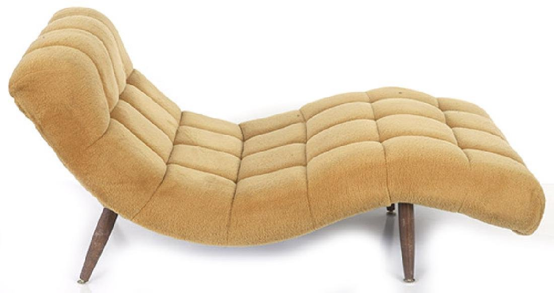 "Adrian Pearsall ""Wave"" Chaise"