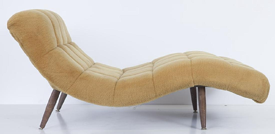 "Adrian Pearsall ""Wave"" Chaise - 2"
