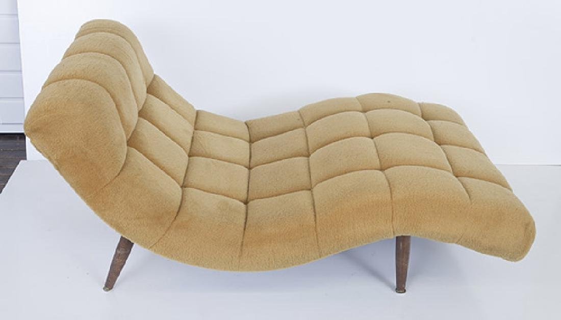 """Adrian Pearsall """"Wave"""" Chaise - 3"""