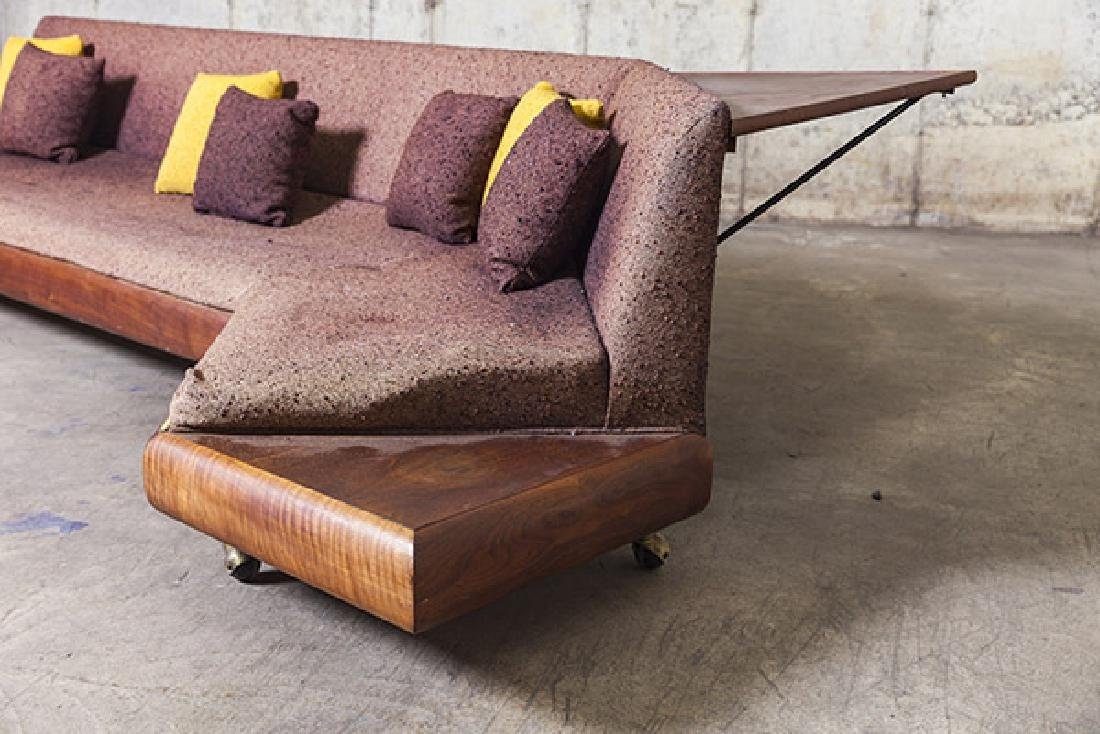Adrian Pearsall Sofa - 3