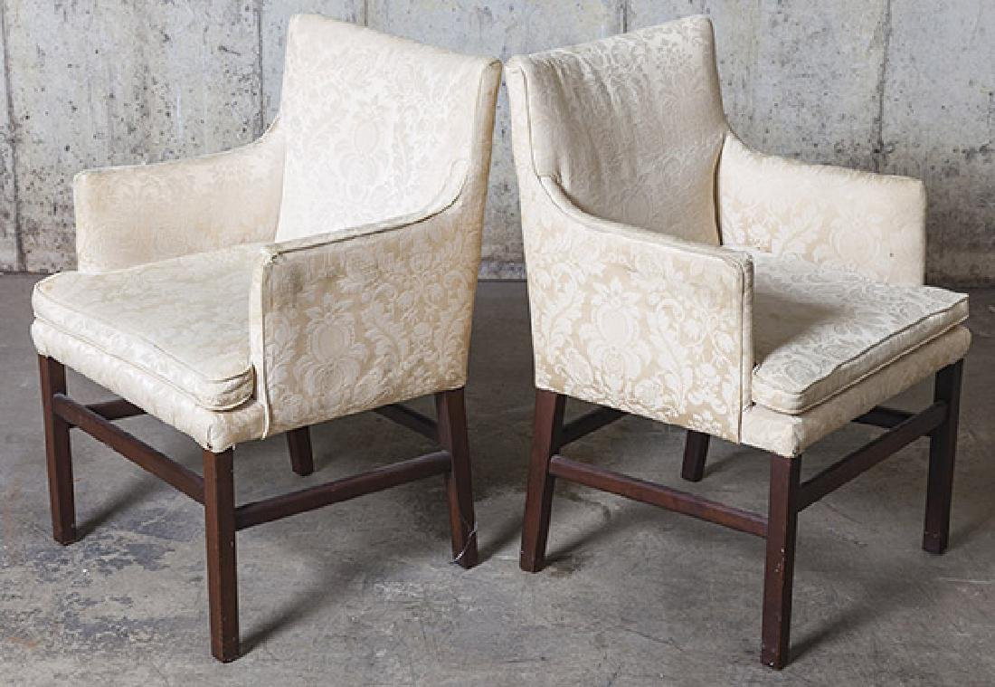 Kaare Klint (Attribution) Lounge Chairs