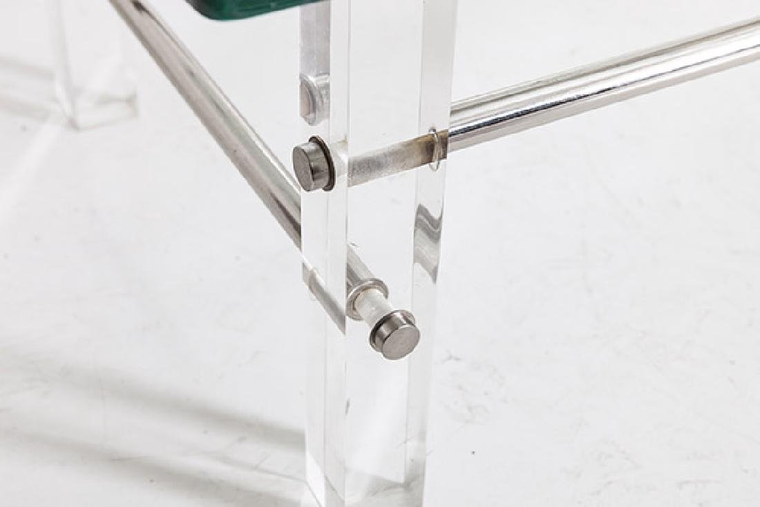 Lucite Coffee Table - 5