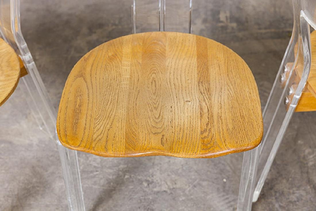 Annonymous Lucite Chair - 4