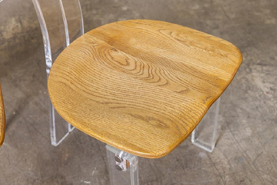 Annonymous Lucite Chair - 5