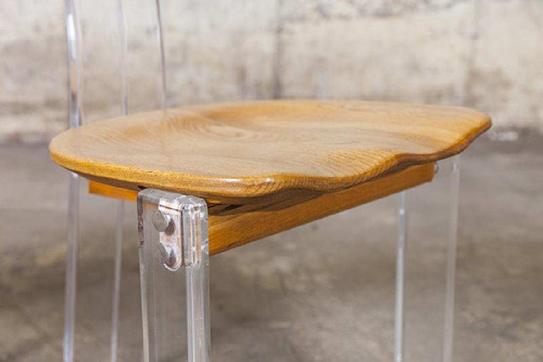 Annonymous Lucite Chair - 6