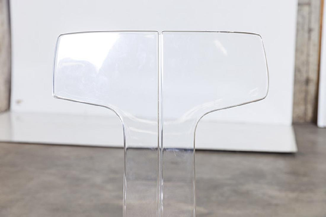 Annonymous Lucite Chair - 7