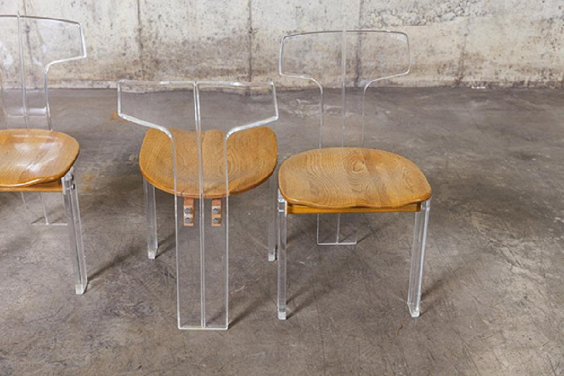 Annonymous Lucite Chair - 9