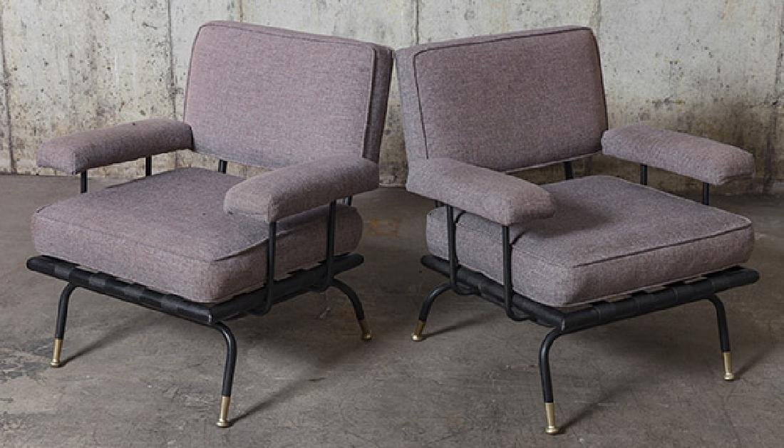 Rare Troy Sunshade Lounge Chairs