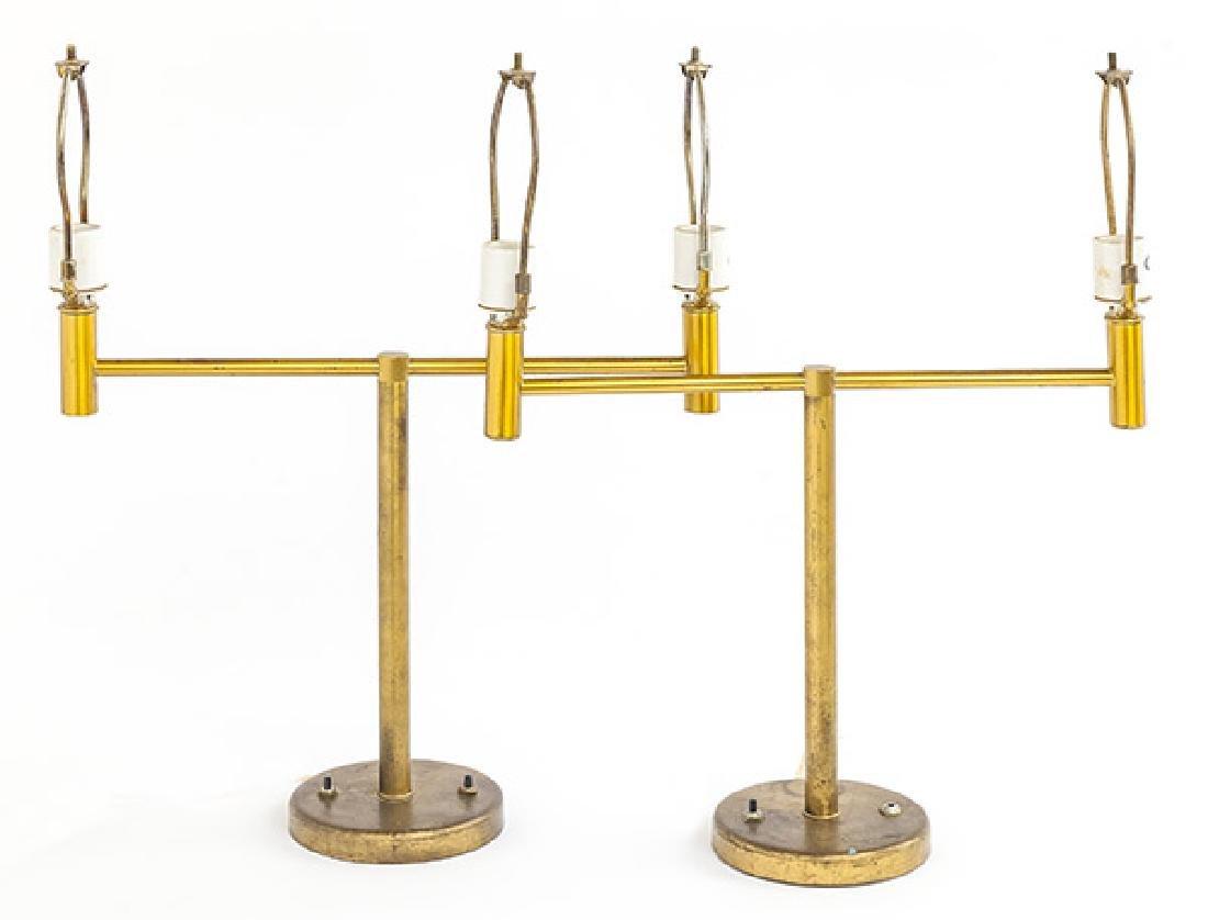 Rare Walter Von Nessen Lamps