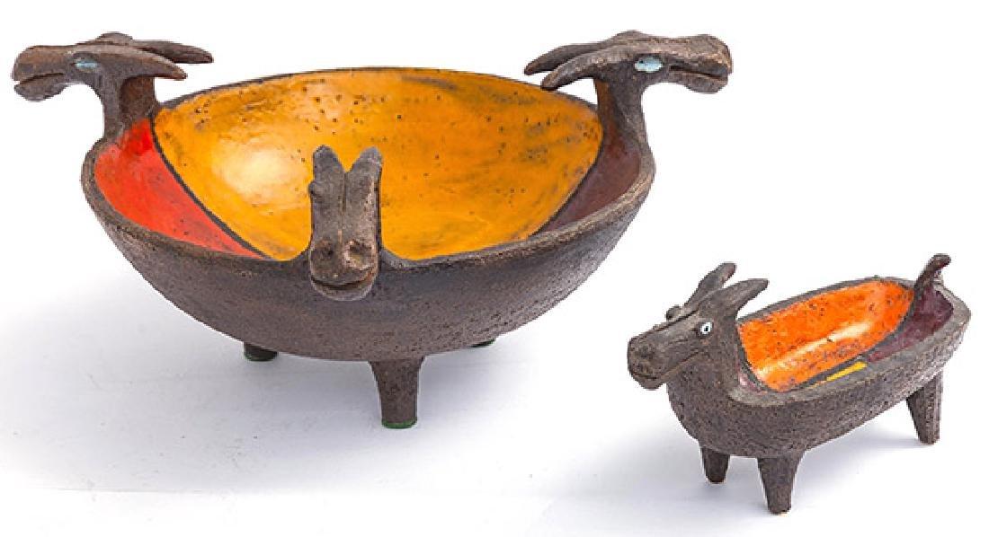 Aldo Londi Bitossi Bowls