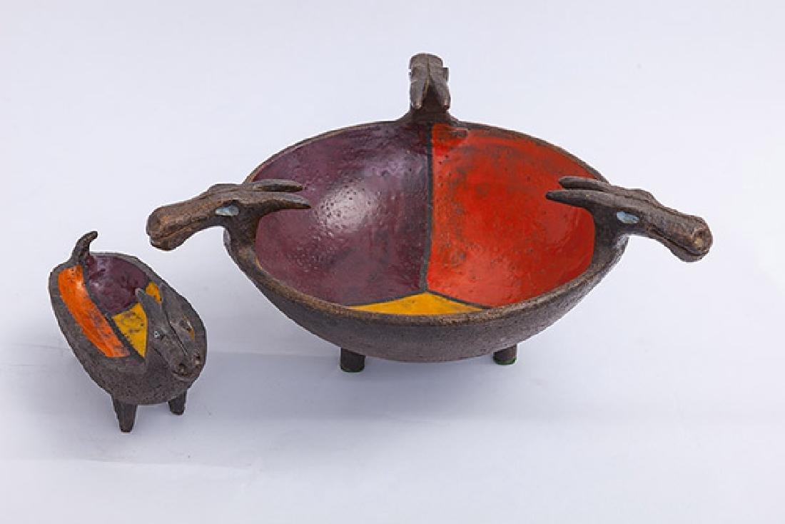 Aldo Londi Bitossi Bowls - 9