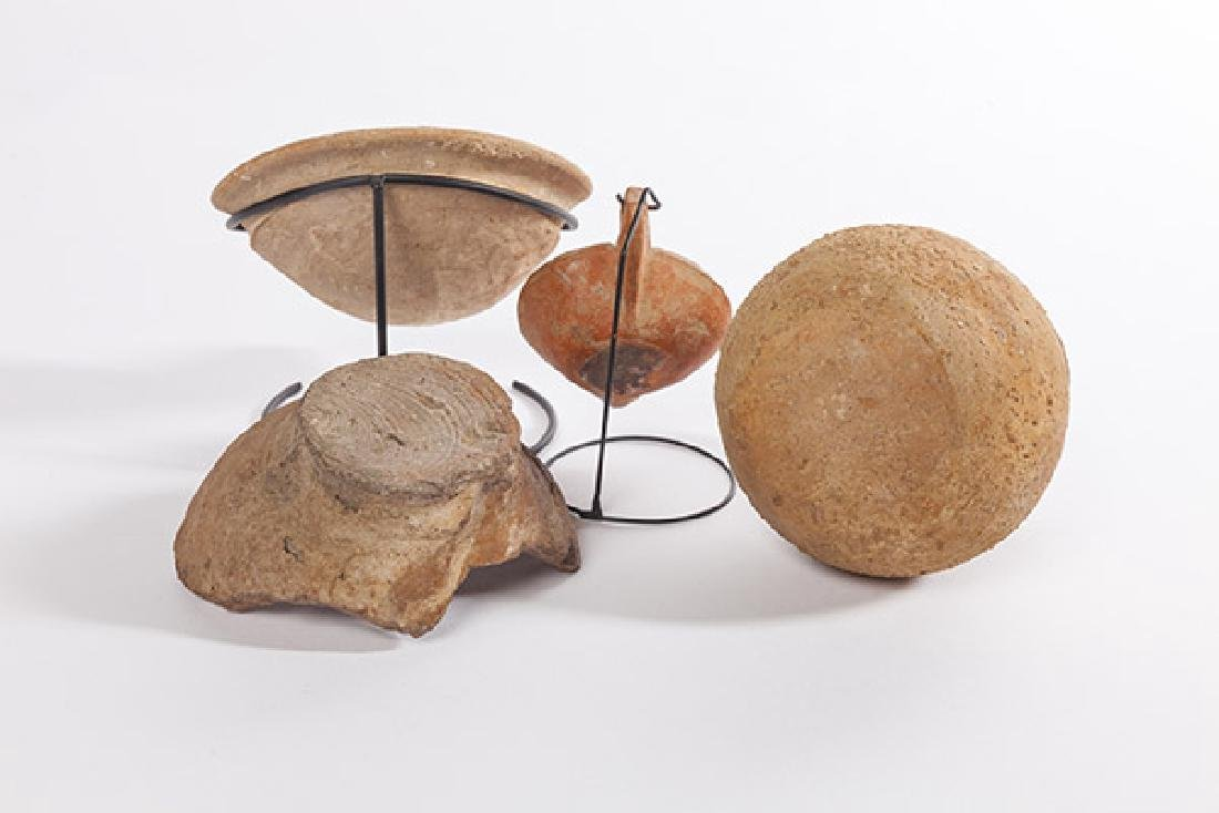 Assembled Pre-Columbian Pottery - 2