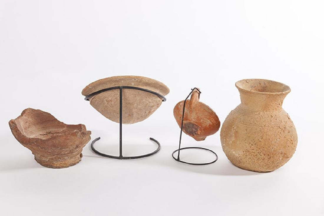 Assembled Pre-Columbian Pottery - 5