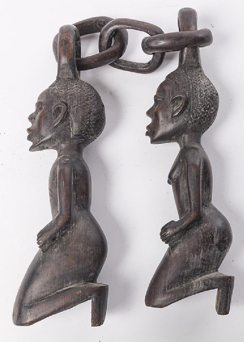 African Figural Weapon