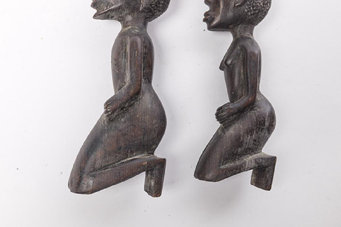 African Figural Weapon - 2