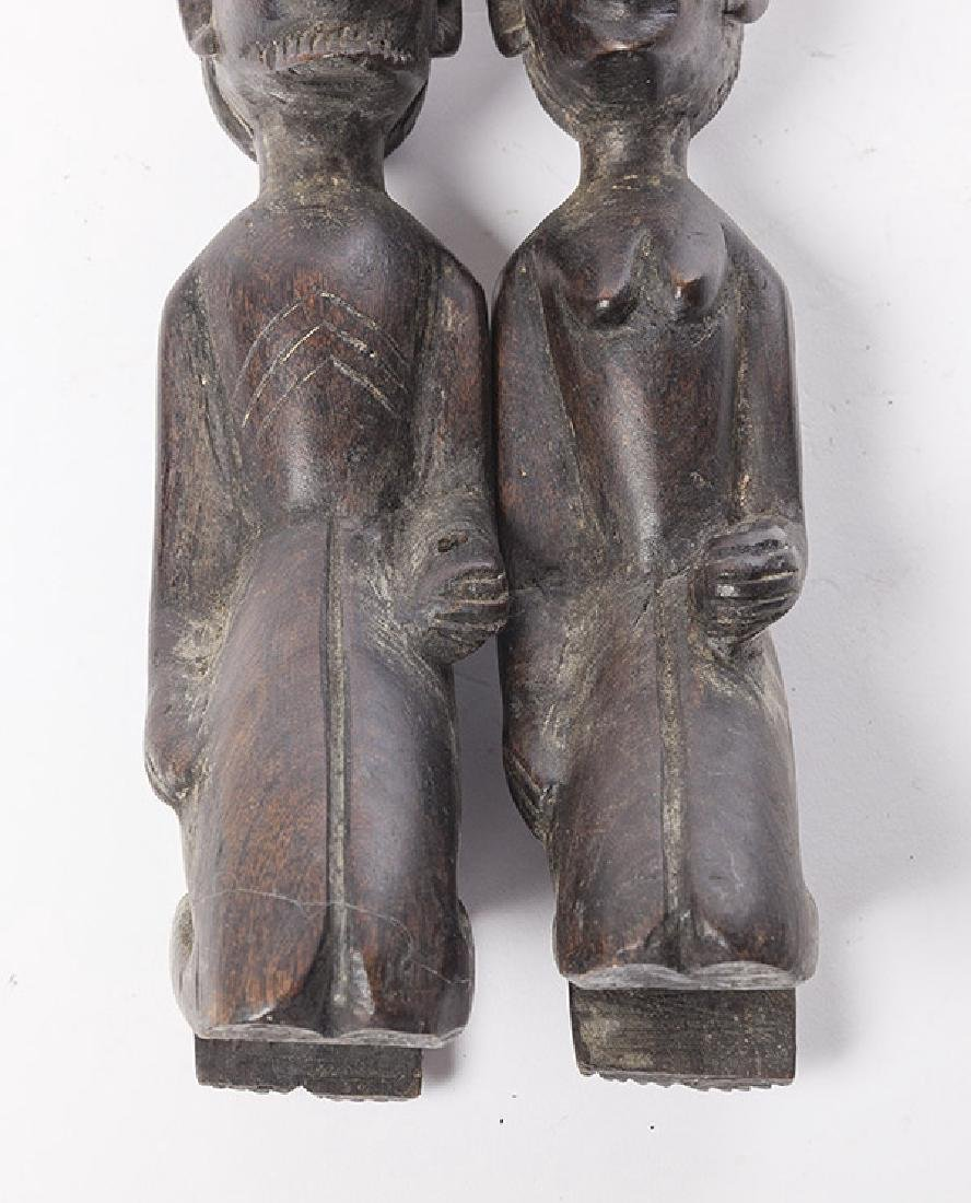 African Figural Weapon - 5