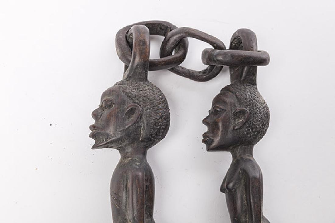 African Figural Weapon - 9