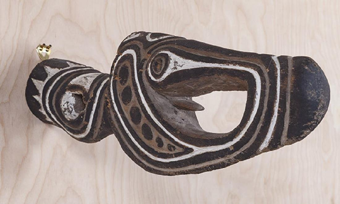 African Wall Relief Carving - 2