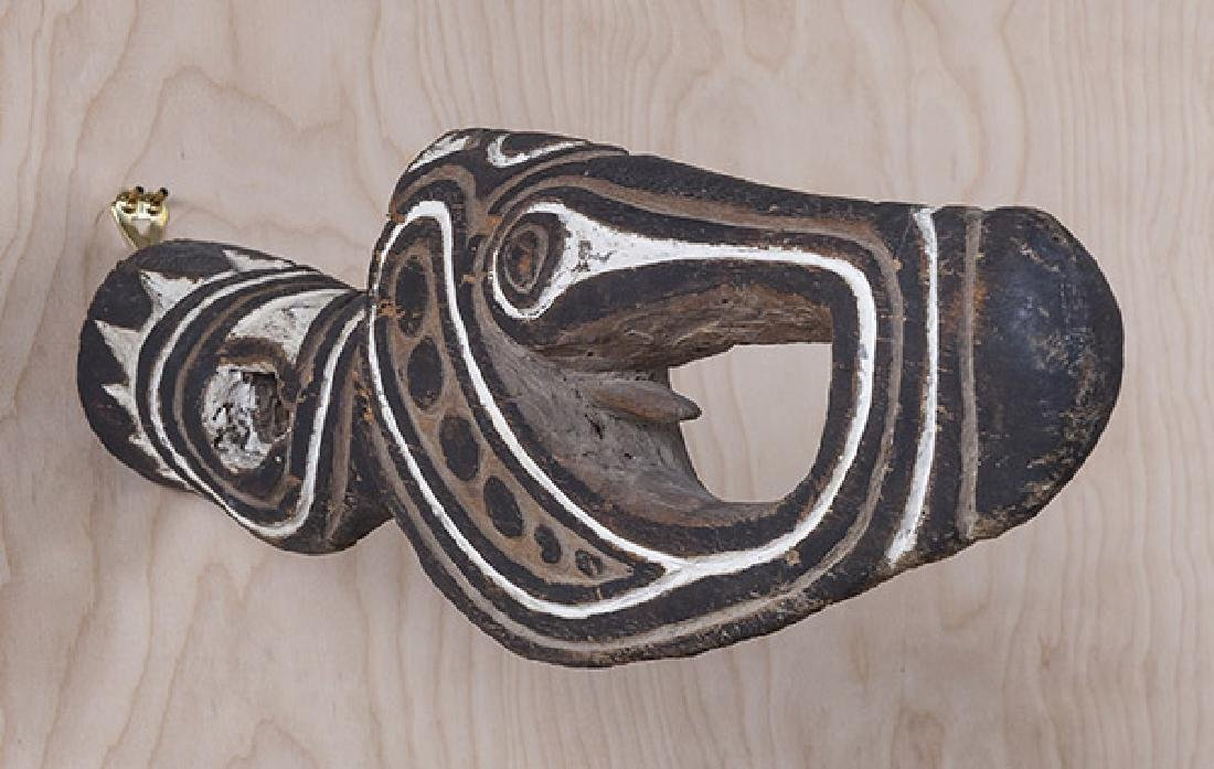 African Wall Relief Carving - 3