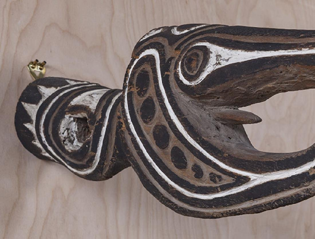 African Wall Relief Carving - 4