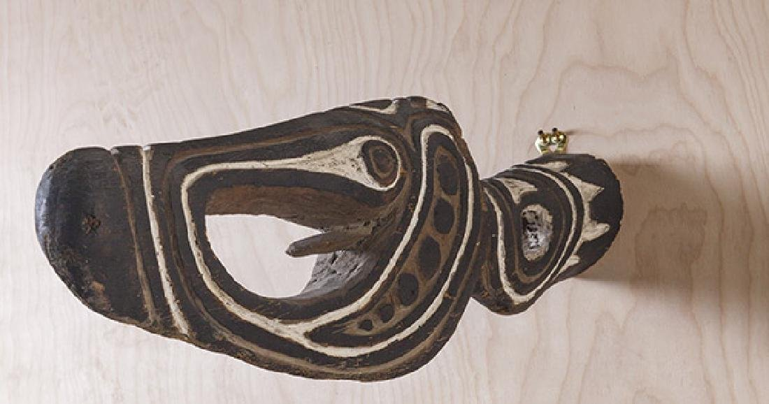 African Wall Relief Carving - 6