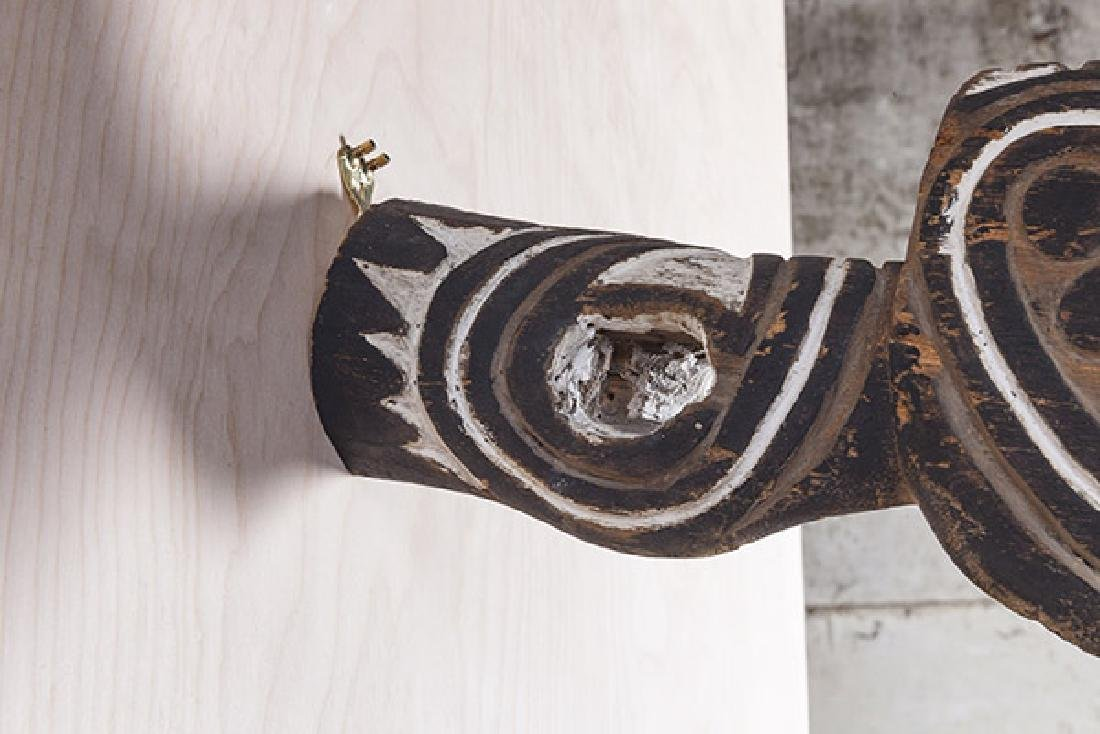 African Wall Relief Carving - 9