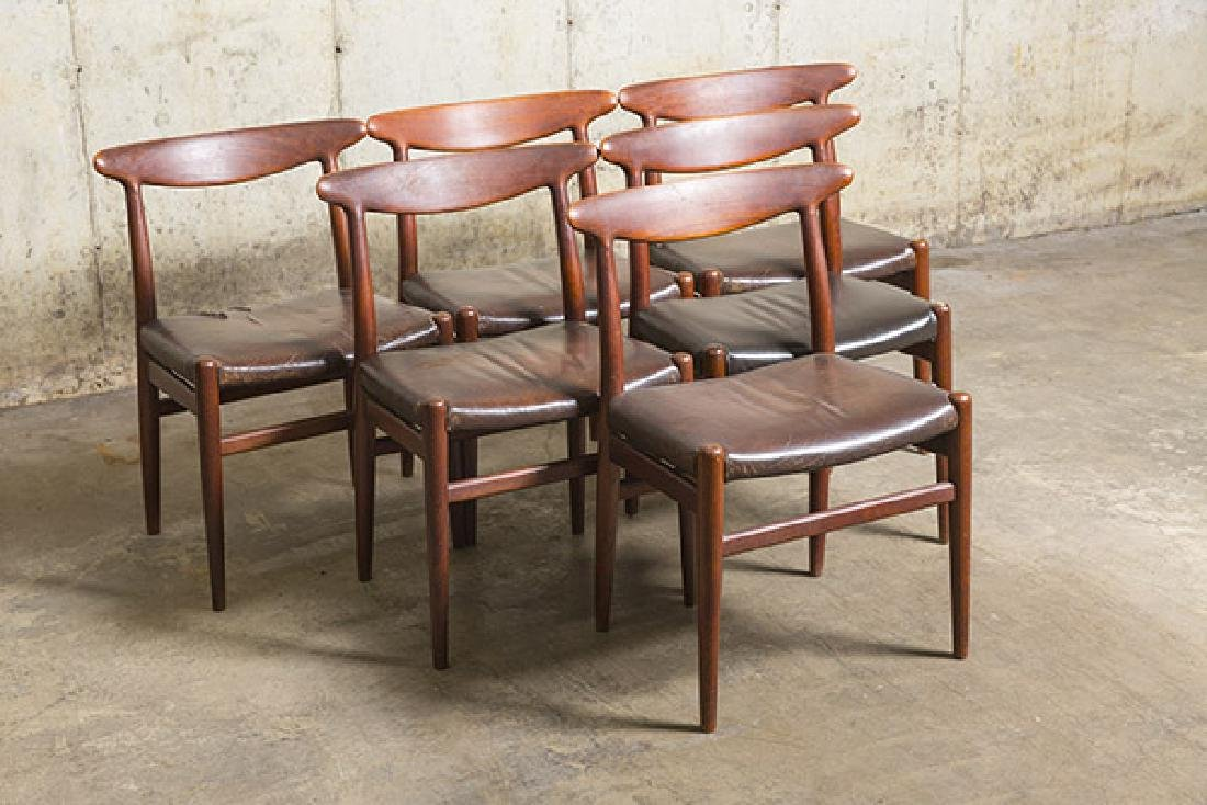 Hans J. Wegner Dining chairs - 2