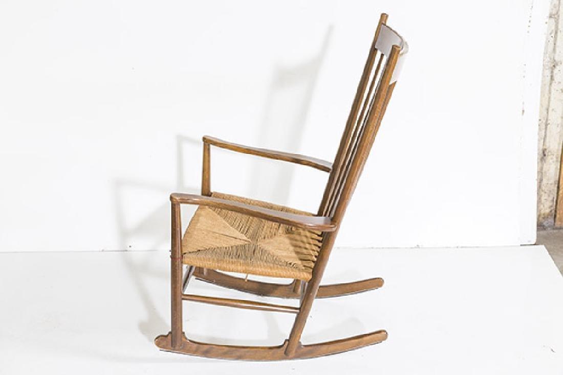 Hans Wegner Rocking Chair - 10