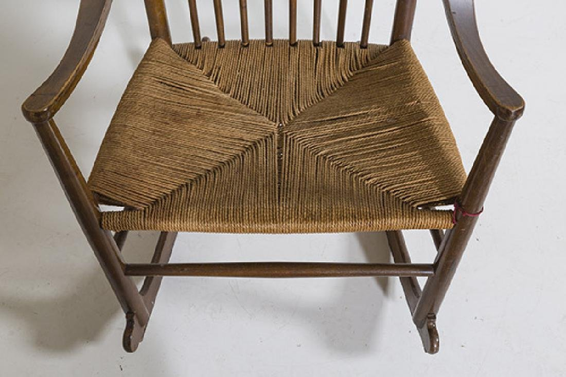 Hans Wegner Rocking Chair - 2