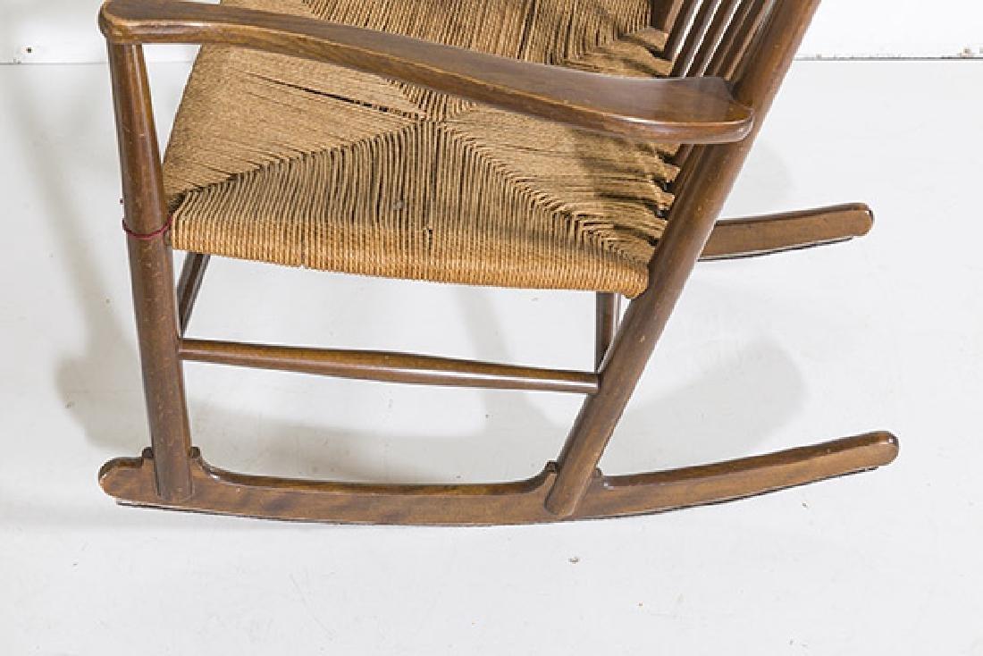 Hans Wegner Rocking Chair - 4