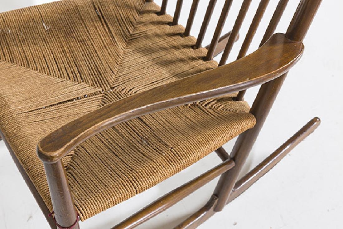 Hans Wegner Rocking Chair - 5