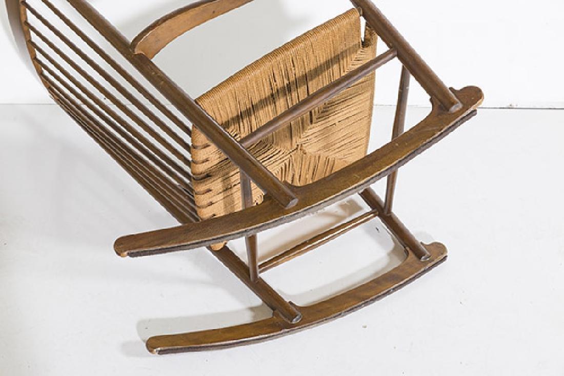 Hans Wegner Rocking Chair - 6