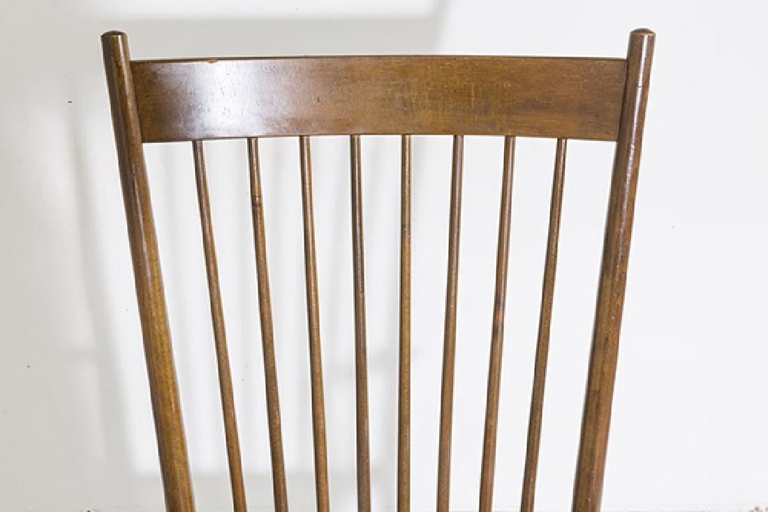 Hans Wegner Rocking Chair - 8