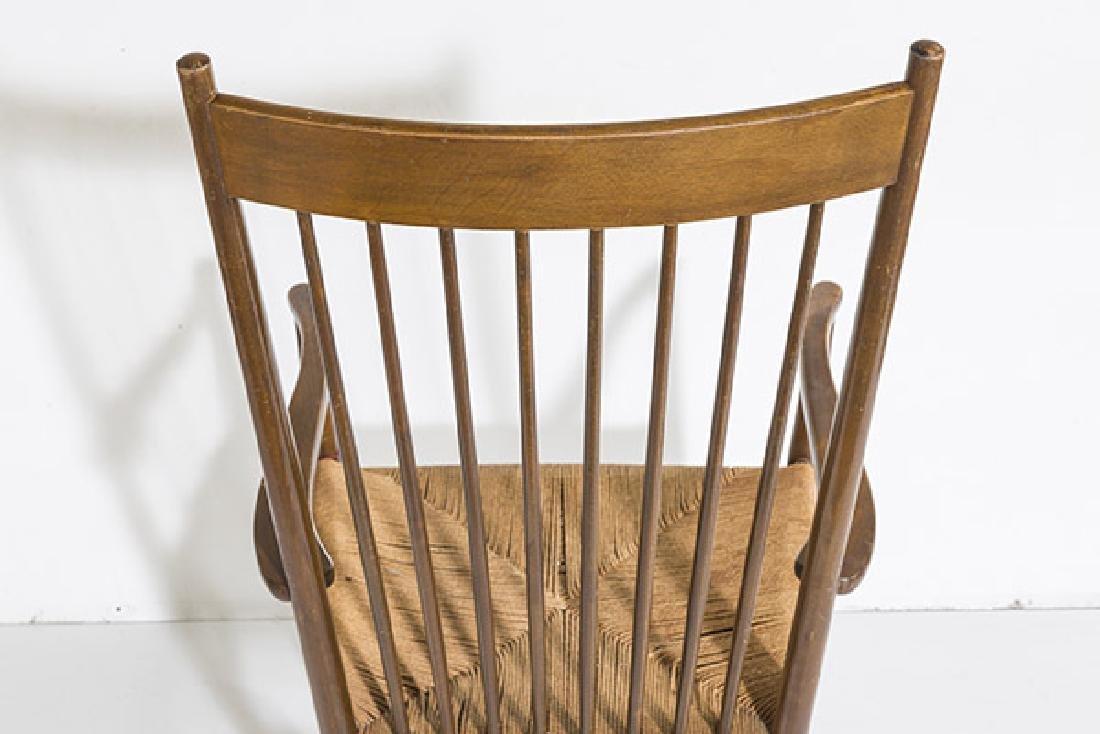 Hans Wegner Rocking Chair - 9