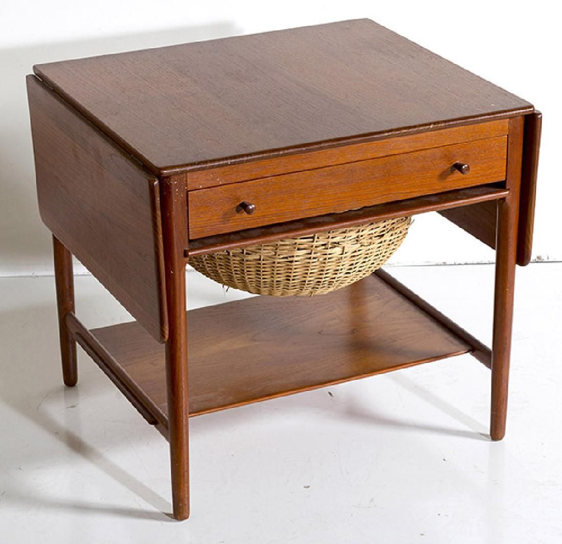 Hans H. Wegner Sewing Table