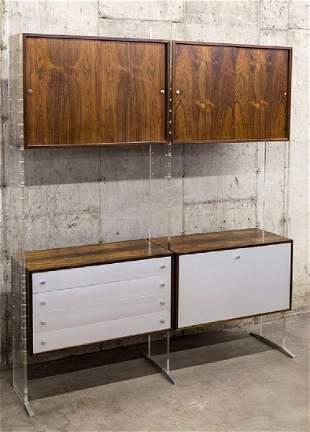 Poul Norreklit Select form Room Divider Wall Unit,