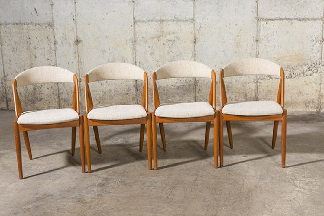 Kai Kristiansen Dining Chairs - 2