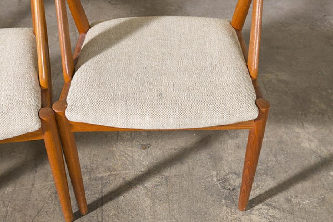 Kai Kristiansen Dining Chairs - 3
