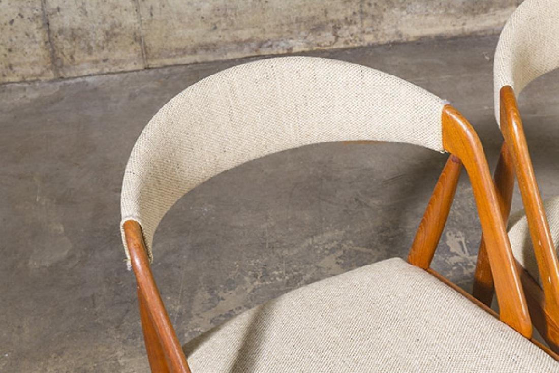 Kai Kristiansen Dining Chairs - 4