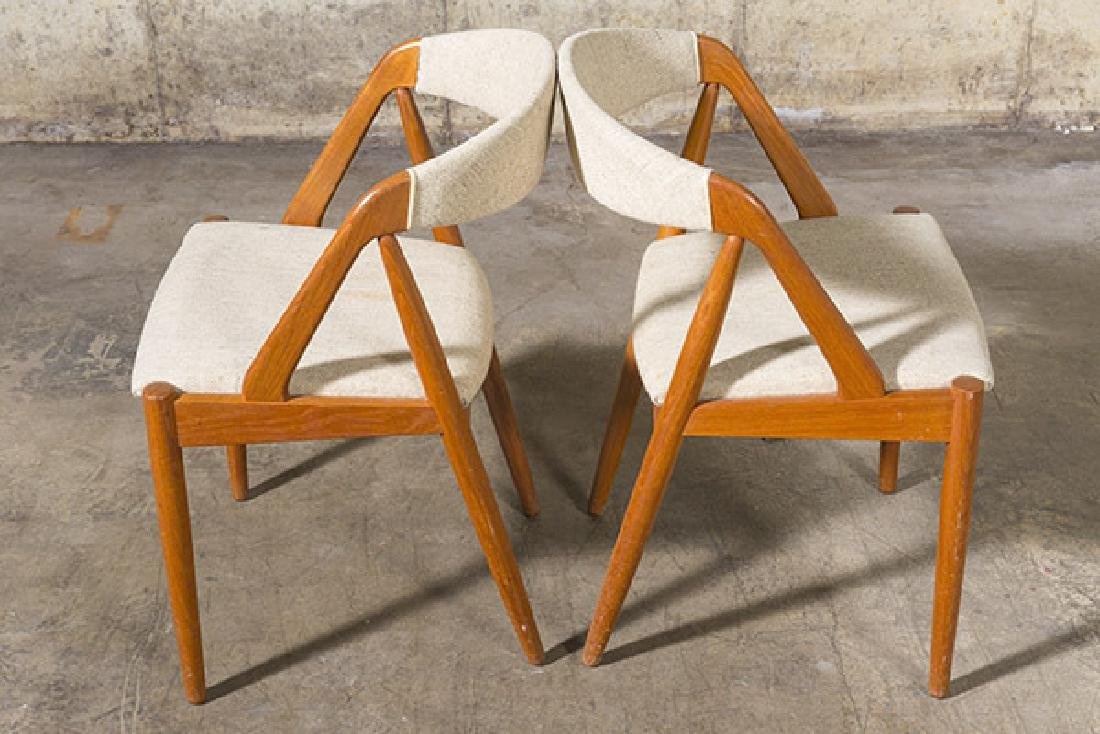 Kai Kristiansen Dining Chairs - 5