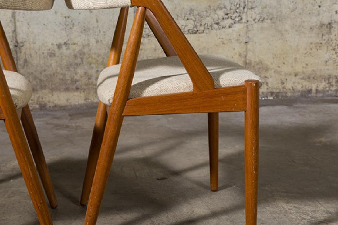 Kai Kristiansen Dining Chairs - 6