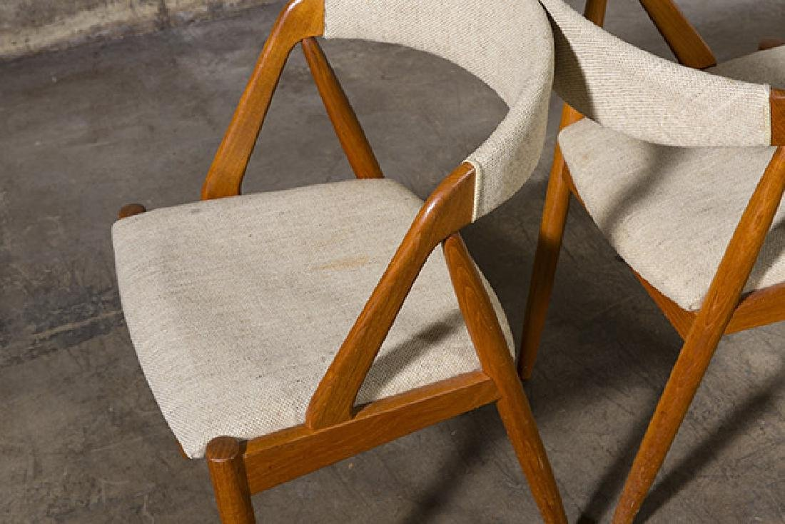 Kai Kristiansen Dining Chairs - 8