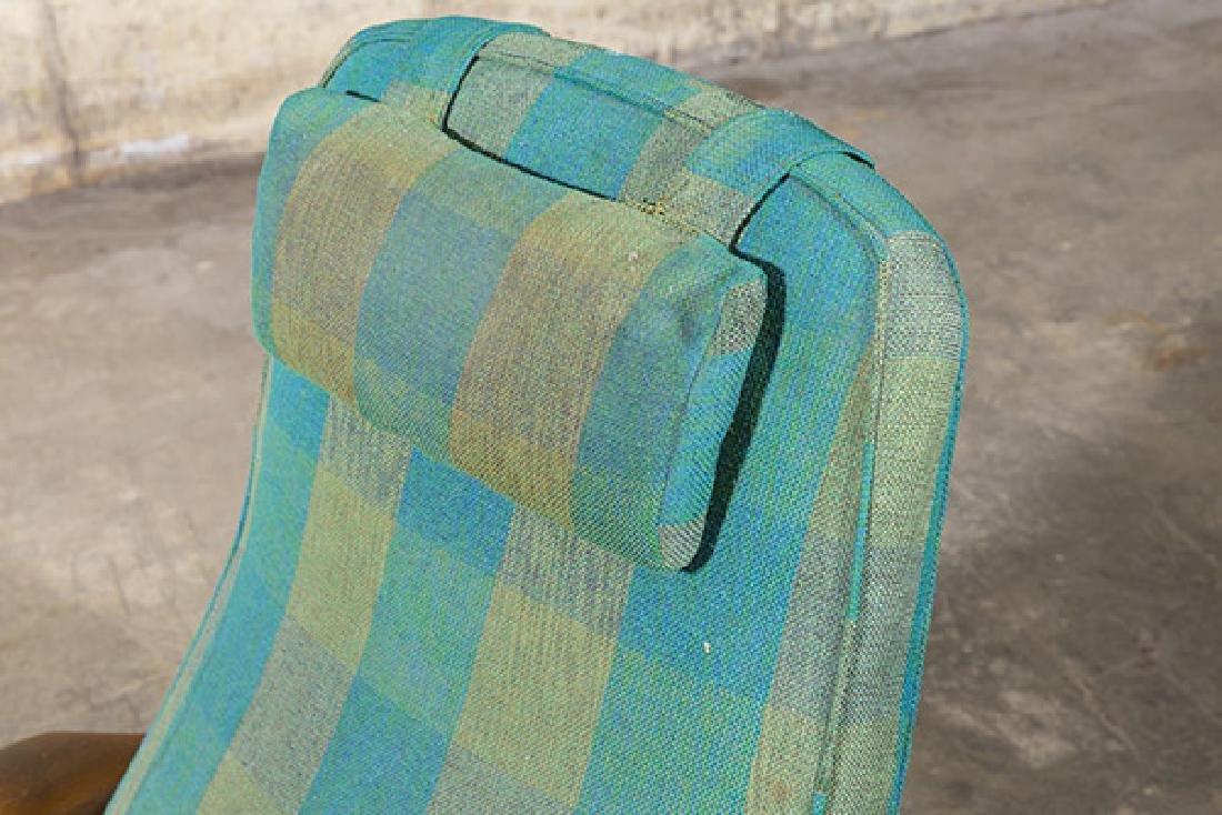 IB Kofod Larsen Reclining Lounge Chair - 3