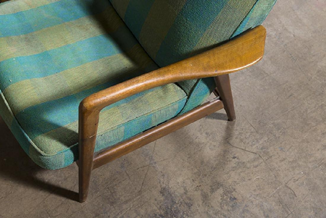 IB Kofod Larsen Reclining Lounge Chair - 5