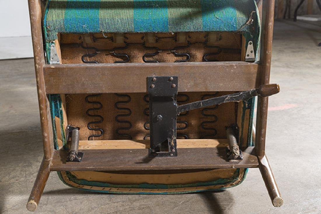 IB Kofod Larsen Reclining Lounge Chair - 8