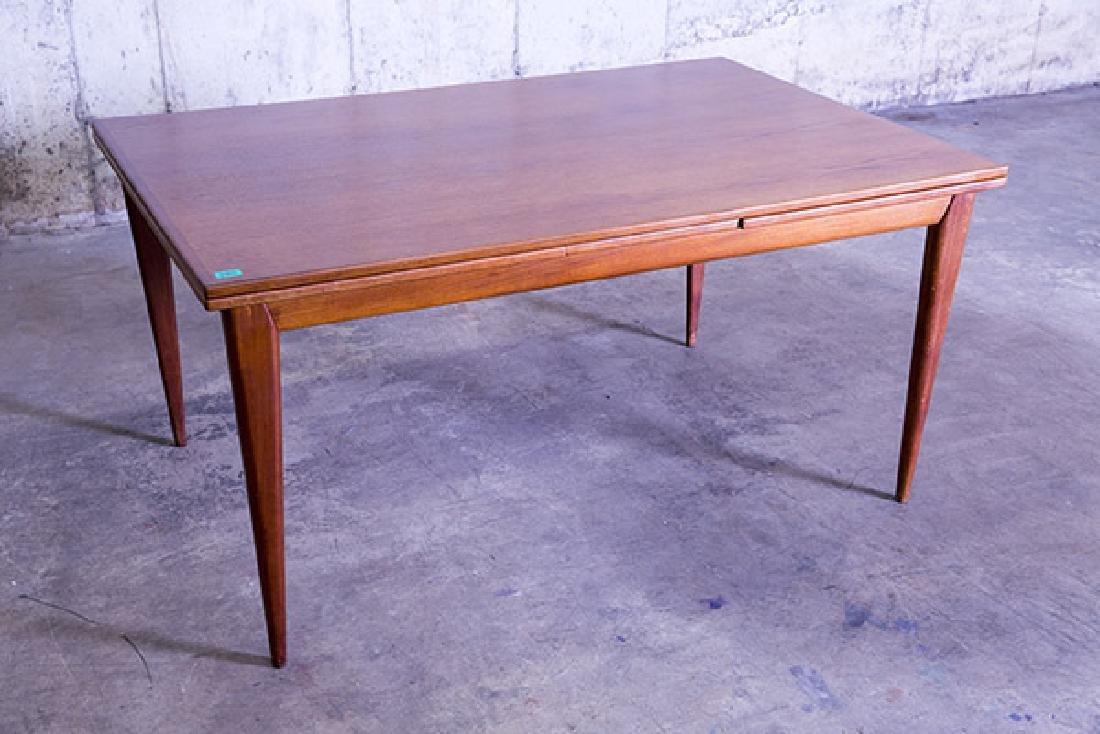 IB Kofod Larsen Dining Table - 9