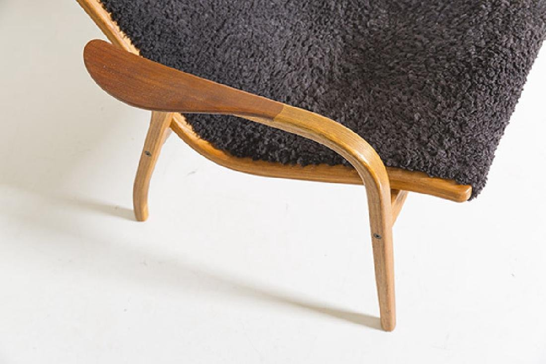"Yngve Ekstrom ""Lamino Chair"" - 2"